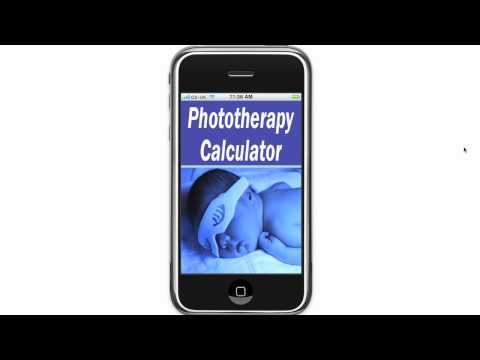 Phototherapy Calculator