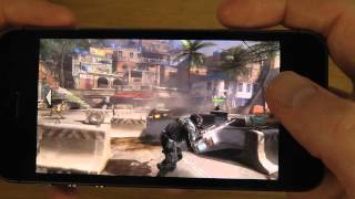 FRONTLINE COMMANDO 2 iPhone 5S iOS 7 HD Gameplay Trailer