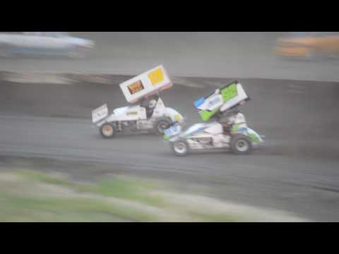 Thunder on the Tundra @ Mitchell Raceway, Fairbanks AK  Main Event Day 2