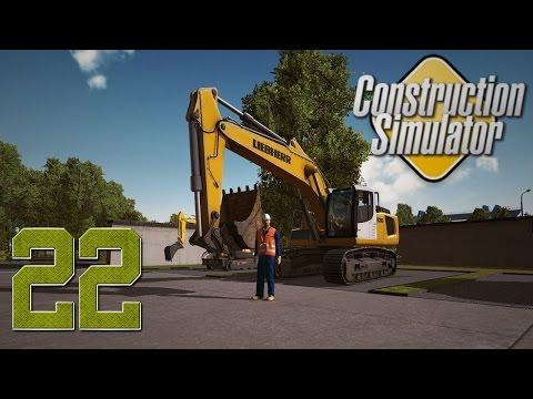 Construction Simulator: Usiamo L'escavatore #22
