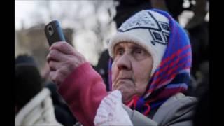 Прикол. Бабушка - татарка вызывает такси