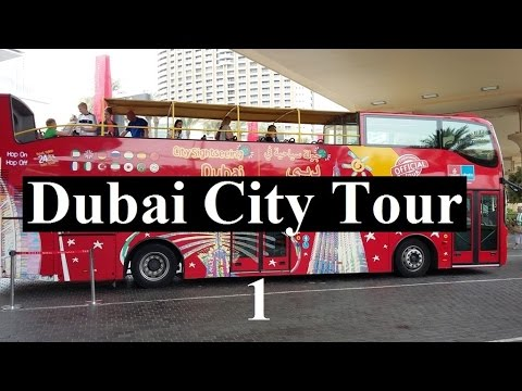 Dubai City Tour1 (Red line/Beach tour-March 2016) Part 6