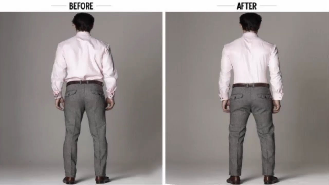 How To Tuck In A Shirt Keep Your Shirt Tucked All Day