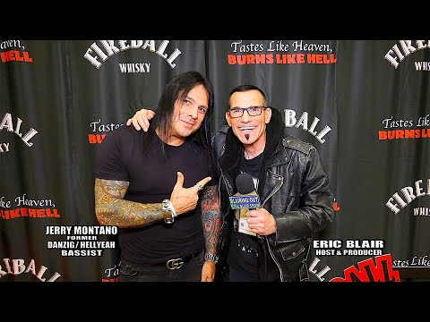 Bassist Jerry Montano & Eric Blair talk Namm Jam & Dime Bash 2020