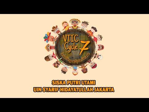 VTIC 7 - Siska Putri Utami - UIN Syarif Hidayatullah Jakarta