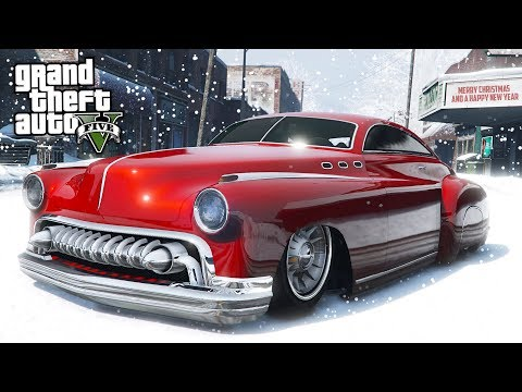 Gta 5 New Legendary Hermes Christmas Car Gta 5 Doomsday Heist