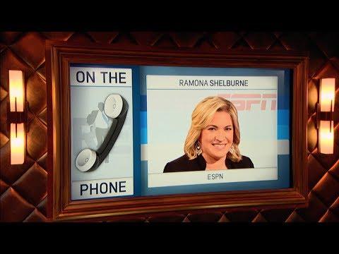ESPN's Ramona Shelburne Talks NBA Draft, Trade Rumors & More | Full Interview | 6/21/17