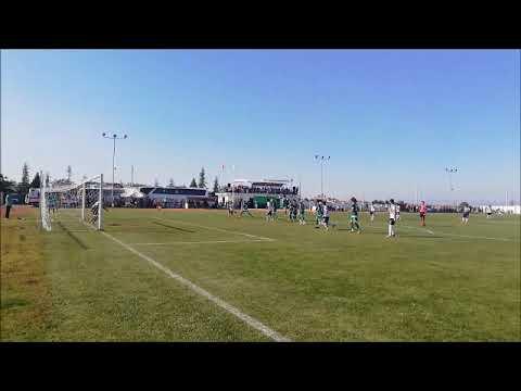 Ödemiş spor nefes kesen gol düellosu: 2-2