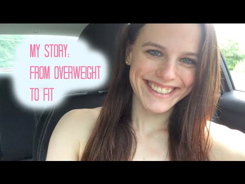 My Story: From Overweight to Fit