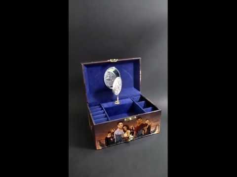 NECA Breaking Dawn - Musical Jewelry Box