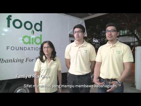 Agent for National Transformation Award 2014 (ANT Award 2014) - Food Aid Foundation