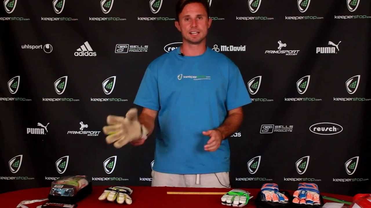 How to Size Goalkeeper Gloves for Adults and Youth - YouTube 3d761e918