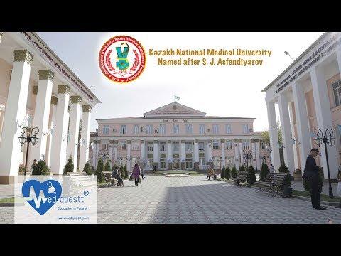 Kazakh National Medical University, Almaty, Kazakhstan - Study MBBS Abroad - Medquestt