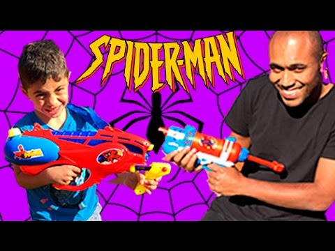 my real games spiderman free