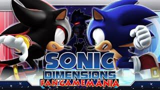 Sonic Dimensions - Fan Game Mania