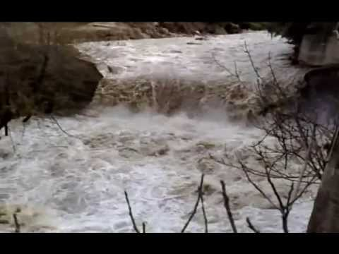Alluvioni su Petilia Policastro