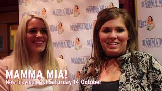 MAMMA MIA! UK Tour Audience Reactions at His Majesty's Theatre, Aberdeen