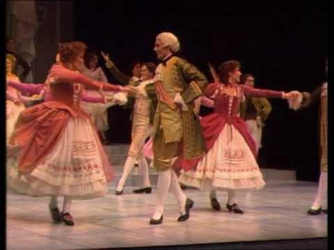 Dance a Cachucha - Australian Opera, 1989