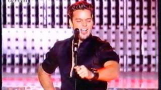 Ricky Martin- Jaleo (Election Miss Europe-TF1-2003)