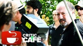 Critic Cafè: Carlo Lucarelli e L'isola dell'angelo caduto