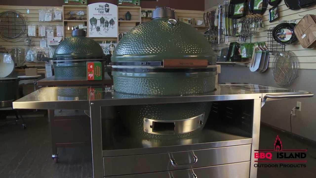 Pcm Big Green Egg Cart Review