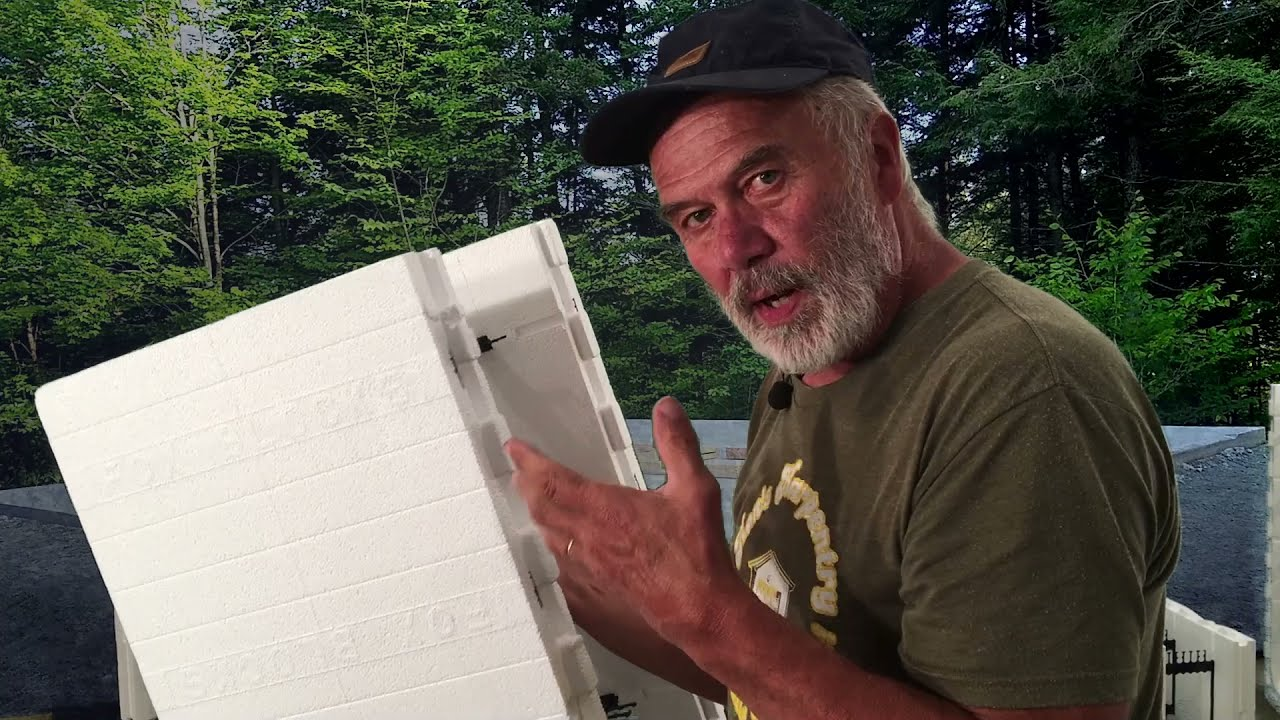 ICF...INSULATED CONCRETE FORM BLOCKS   How Do They Work?