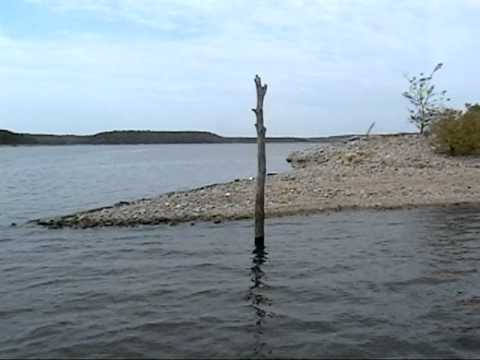 Fishing truman lake white bass oct 2010 part 1 youtube for Fishing report truman lake