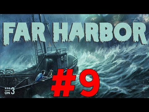 FALLOUT 4 FAR HARBOR Gameplay ITA [#9] Amore malato