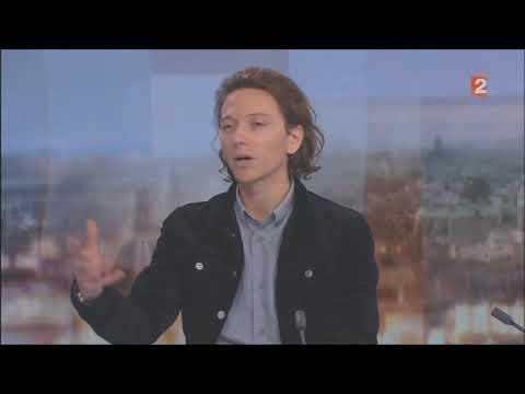 RAPHAEL - INTERVIEW LAURENT DELAHOUSSE - ANTICYCLONE - 23 septembre 2017