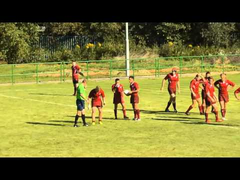 ME U20 ragby - Barbarians vs. Latvia