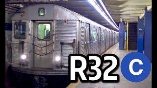 ⁴ᴷ Last days of the R32 C Train