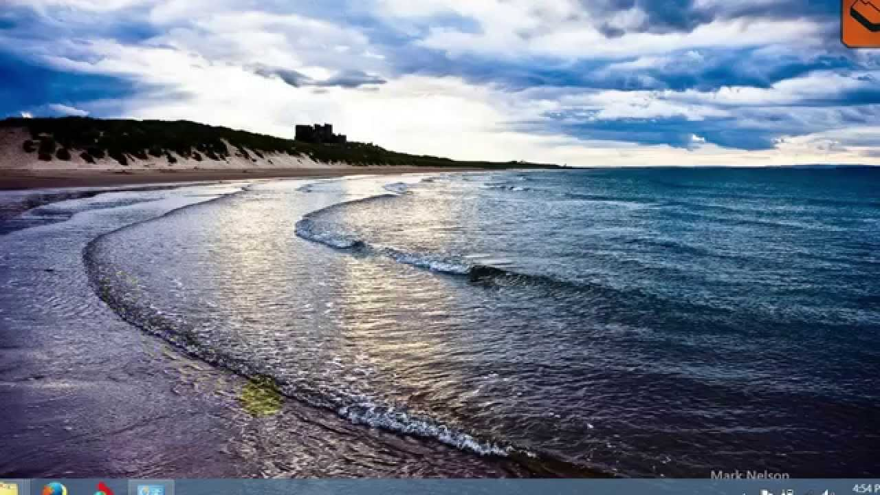 WaterScapes Windows 7 Desktop Themes Free Download ...