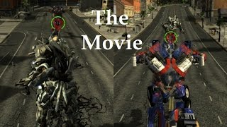[Epic Modding] Transformers The Game: The Movie (Optimus,Bumblebee,A.I vs Megatron,Starscream,A.I)5