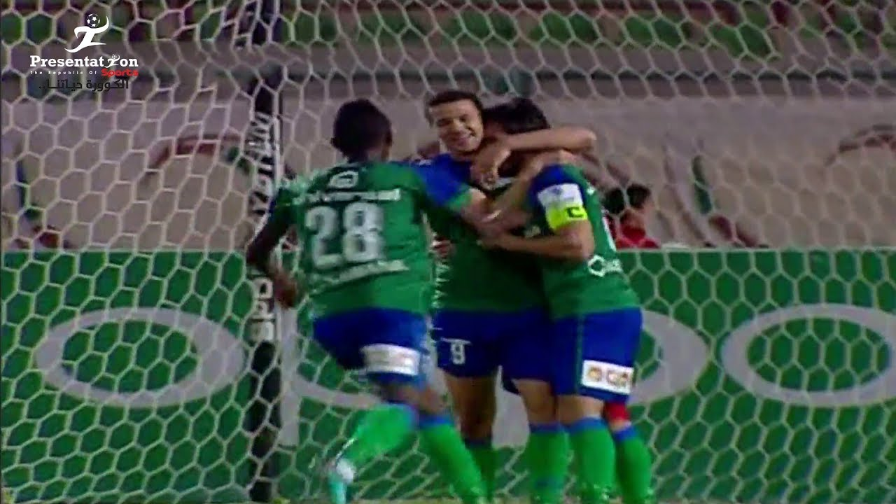 هدف فوز المقاصة القاتل على الزمالك في الدوري عن طريق أحمد سامي