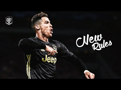 Cristiano Ronaldo • Dua Lipa - New Rules 2019  Skills & Goals