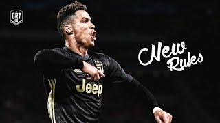 Cristiano Ronaldo • Dua Lipa - New Rules 2019 | Skills & Goals | HD Video
