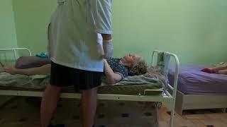 Реабилитация после травмы колена. ОФП