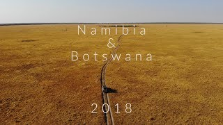 Aftermovie - road trip 4x4 self drive safari - Botswana & Namibia 2018