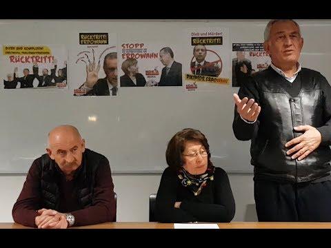 HDK Avrupa Eşsözcüsü Demir Çelik: Erdoğan İstifa