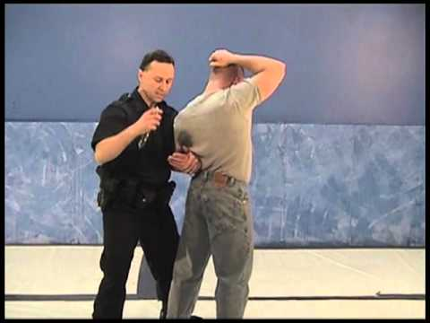 George Vranos Fast Action Control Techniques - Police Defensive Tactics & Handcuffing DVD