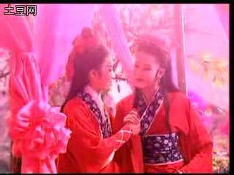 Chinese Yueju Opera- The tears of Meng Jiang Nu-Scene-6