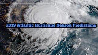 2019 Atlantic Hurricane Season Outlook (December 2018)