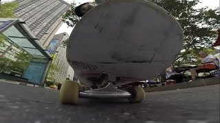 Skate All Cities - GoPro Vlog Series #037 / Let