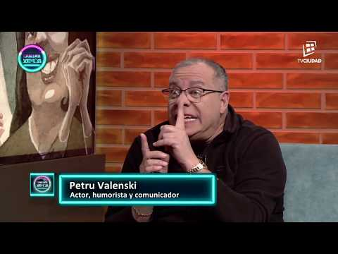 Entrevista Petru Valenski - Después vemos - 5/7/2017