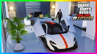 GTA Online Dangerous Business Pack - Property Consolidation Coming In Future GTA Online Update?