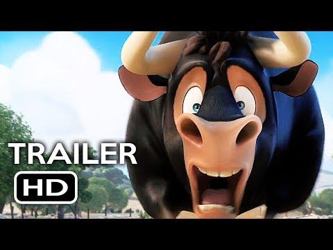 Download Youtube: Ferdinand Official Trailer #4 (2017) John Cena Animated Movie HD