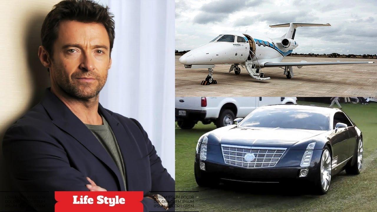Hugh Jackman(X-men) Luxurious Lifestyle |Wolverine| Life ...