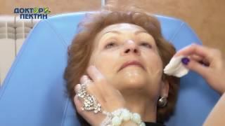 Лифтинг макияж. Пектилифт. Обучение визажу Часть 3(, 2016-06-05T08:49:33.000Z)