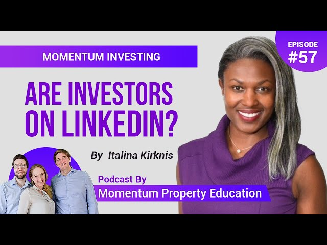 Funding Property Investments | Finding Investors Through LinkedIn for Your Property Business