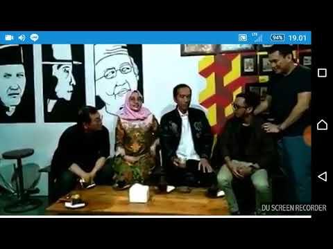Viral Presiden Jokowi Mampir Ngopi Di Tulungagung